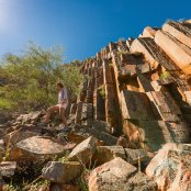 Organ Pipes, Gawler Ranges