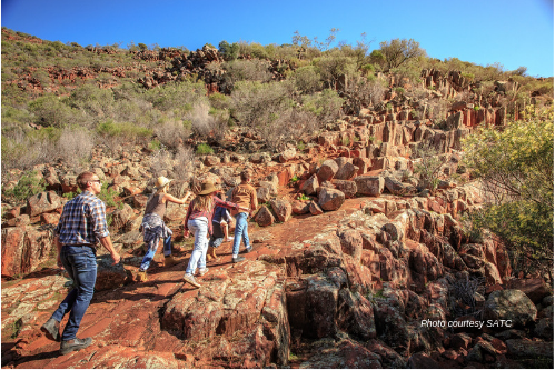 Eyre Peninsula Walking Tour