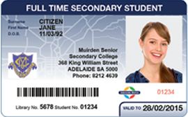 Full-time Student Card