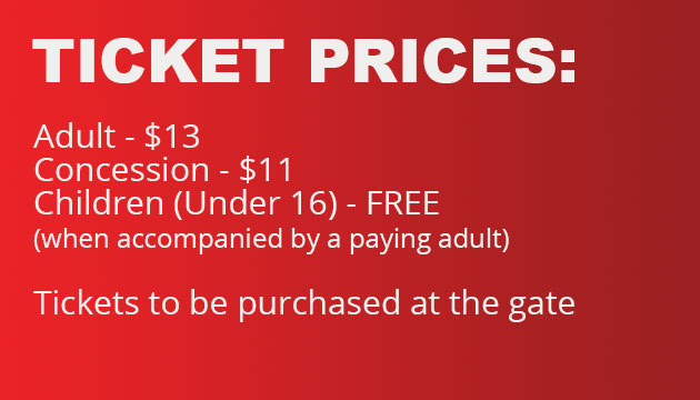 Ticket Prices